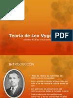 Teoría de Lev Vygotsky