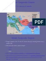 2012 Islamic Gunpowder Empires.ottoman Empire PPt With Focus on OTTOMANS _ SAFAVIDS