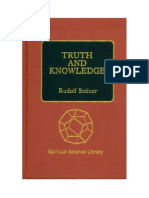 Truth and Knowledge