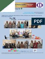 E-Newsletter Area H4 12-2012