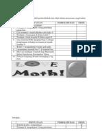 latihan algebra ting 1