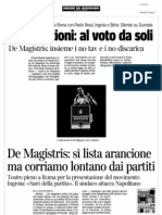 Rassegna Stampa 13.12.12