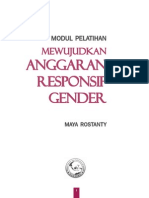 Modul Responsif Gender