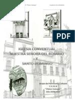 Iglesia Conventual Nuestra Señora del Rosario y Santo Domingo Cádiz