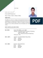 CV - Md. Rakibur Rahman
