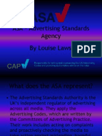 ASA – Advertising Standards Agency
