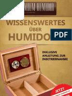 Humidor Guide