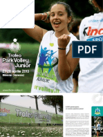 Trofeo ParkVolley Junior 2013 - Web