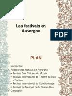 Les Fetes Et Festivals