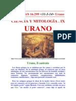 (9) Ciencia y Mitología - Urano