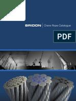 Bridon Crane Rope Catalogue