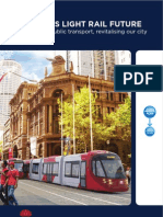 Light Rail Plan December 2012