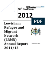 LRMN 2011-12 Annual Report