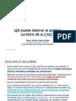 20121212 AEDC Mejorar Analisis Juridico CNC