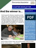 Creighton APhA-ASP January Newsletter