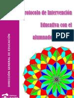 Protocolo TDAH 2012