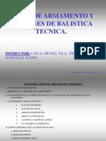 CURSO BASICO DE MANIPULACION DE ARMAS DE FUEGO