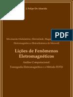 Lições de Fenômenos Eletromagnéticos