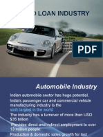 Auto Loan Industry