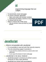Lect 35 Javascript