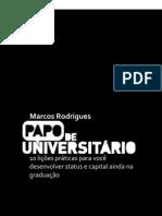 Papo de Universitario
