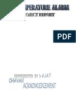 Pc Tempreture Alarm Report--docx