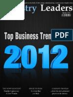 Industry Leaders January 2012