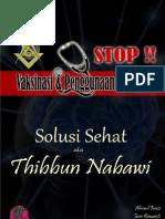 BUKU - SOLUSI SEHAT THIBBUN NABAWI