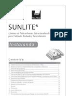 SUNLITE Es Installation