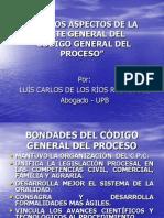 CODIGO GENERAL DEL PROCESO