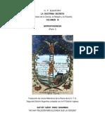 La Doctrina Secreta Volumen III