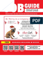 The Job Guide Volume 24 Issue 25