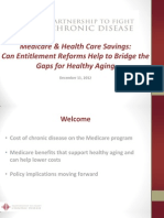Medicare & Health Care Savings