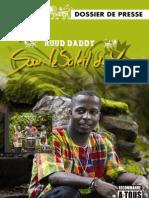 DOSSIER de PRESSE 2012 Ruud Daddy D7F Modif Chloe