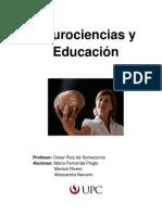 Neurociencias y Educación (Trabajo Final)