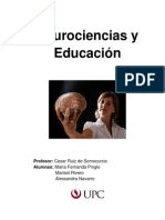 Neurociencias y Educación (Trabajo Final)