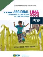 Plan para Lima 2025