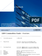 121205 Commodities Outlook, LBBW