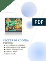 Nectar de Cocona