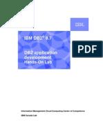 DB2 Application Development
