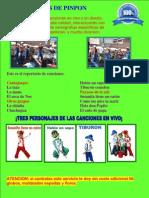 CANTAJUEGOS DE PINPON