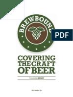 Brewbound 2013 Media Kit