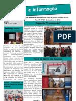 Boletim BECRE nº13 dezembro 2012