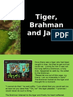 Tiger Brahman, narrative story