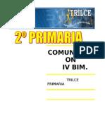 Comunicacion IV Bim