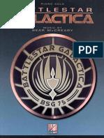 Bear McCreary - Battlestar Galactica - Piano Solo