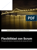 FlexibiIidad con Scrum
