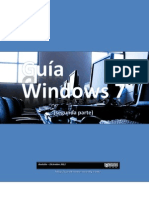 Guía Windows 7 (segunda parte)