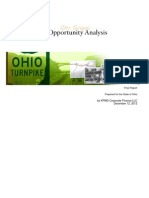 Ohio Turnpike Opportunity Analysis 12-12-12 FINAL