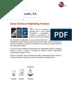 Curso Técnico en marketing turístico